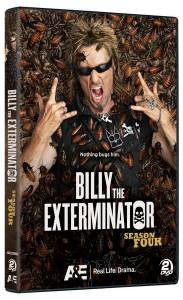 Billy The Extermi box art
