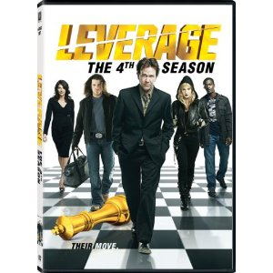Leverage BOX ART