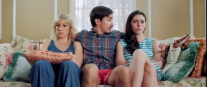 Ari Graynor as Katie, Justin Long plays Jesse and Lauren Anne Miller stars as Lauren