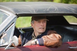 Clint Eastwood as Gus in Trouble with the Curve