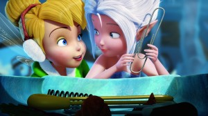 Tinker Bell and Periwinkle are sisters in Disney&#039;s Secret of the Wings