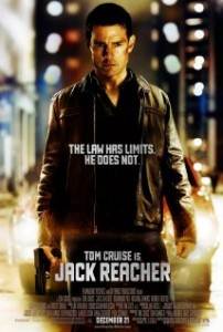 jack reacher POSTER